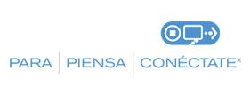 Logo de Para piensa conéctate