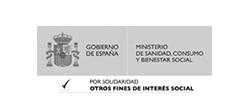 Ministerio de Sanidad Consumo y Bienestar Social