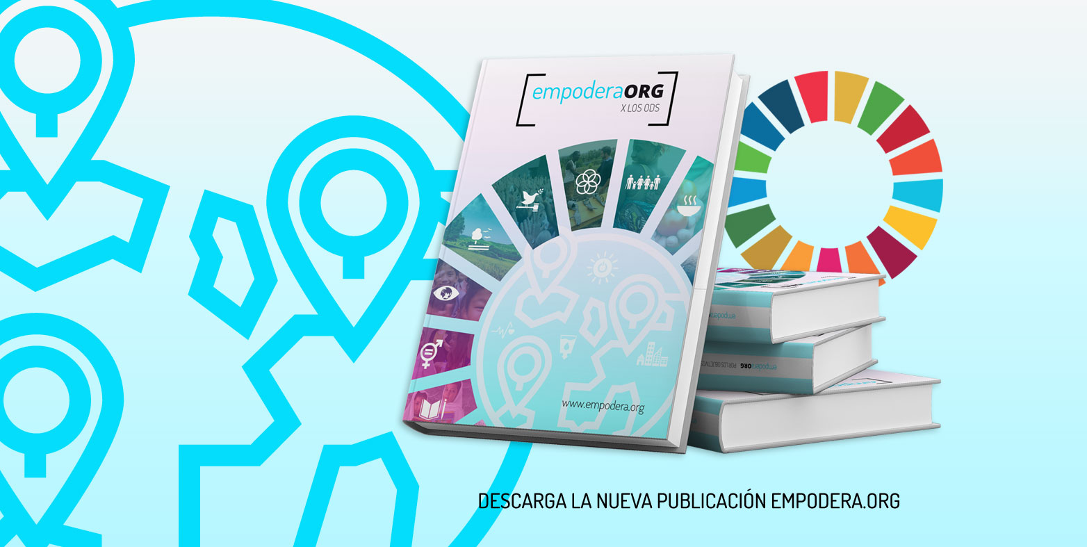 Introducing the new Empodera.org book: EmpoderaORG for the Sustainable Development Goals