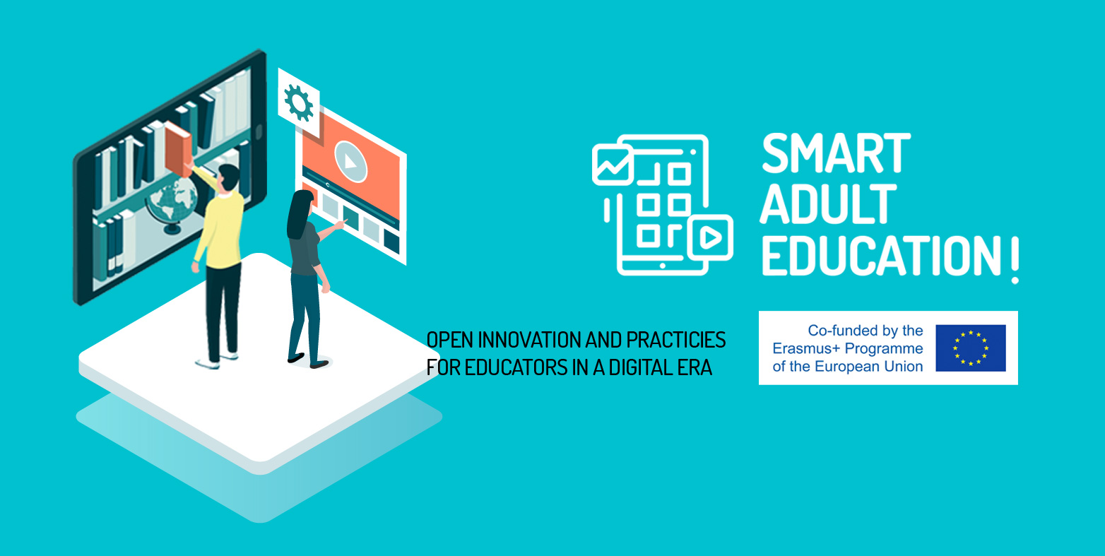 Smart Adult education: New educational models for the digital era in Europe