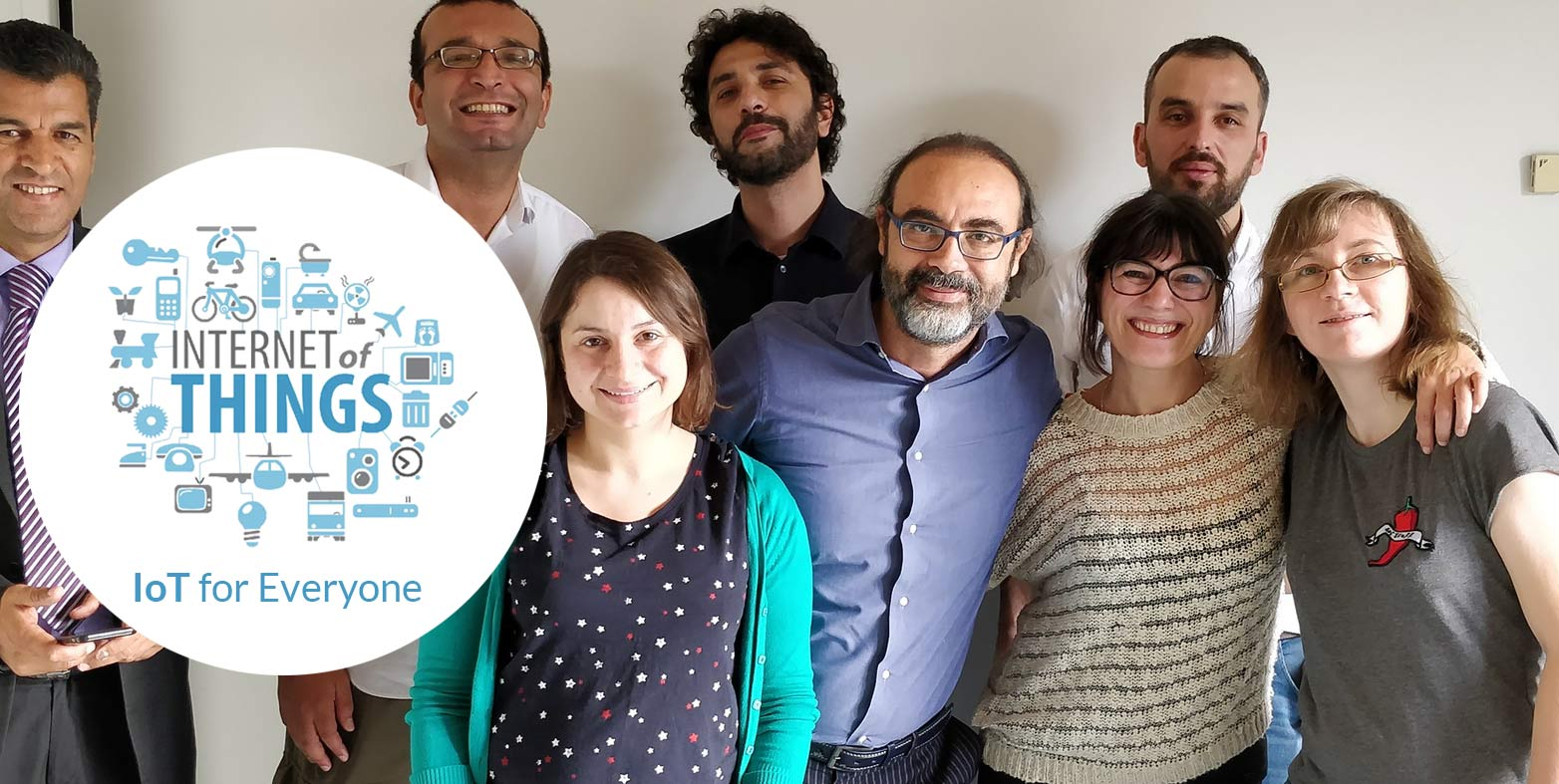 3rd meeting with partners of the European Project