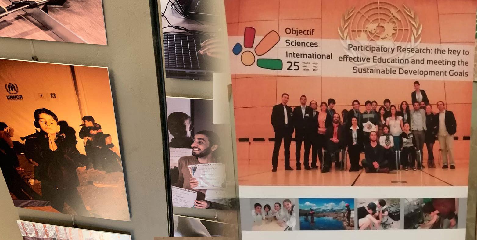 Conferencia Anual en Ciencia Ciudadana, Innovación Participativa y Fab Labs para la Paz y el Desarrollo en Ginebra