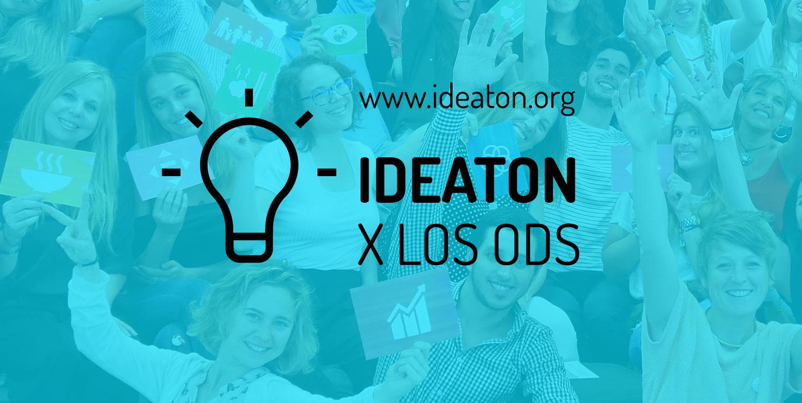 Nuevas fechas para los Ideatones por los ODS: acciones ciudadanas por la Agenda 2030