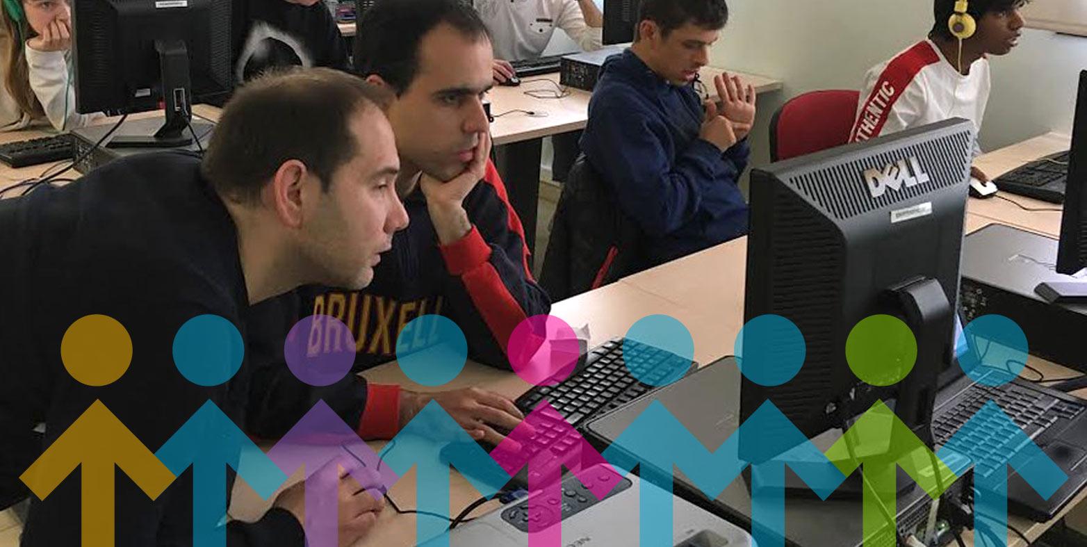 Competencias TIC para personas con diversidad Funcional