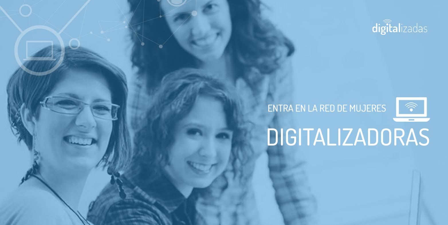 Cibervoluntarios, Google.org y Fundación Mujeres presentan la red de mujeres Digitalizadoras