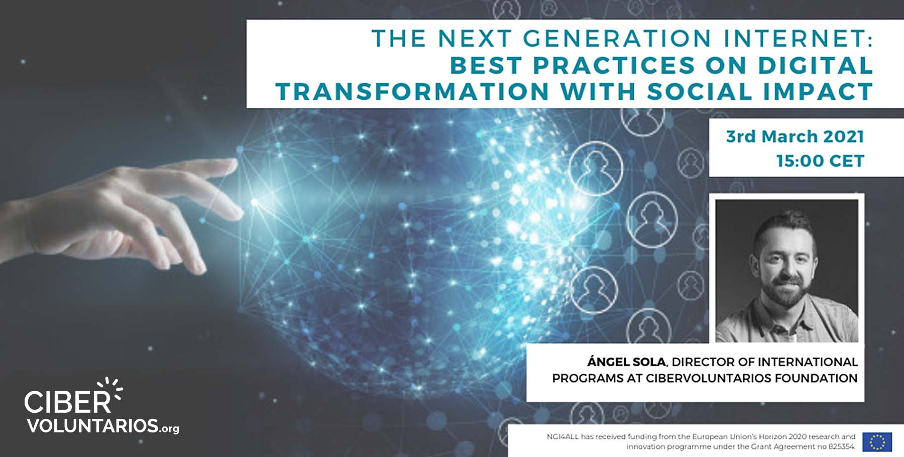 NGI Talks: Join our talk on digital transformation with social impact in Europe