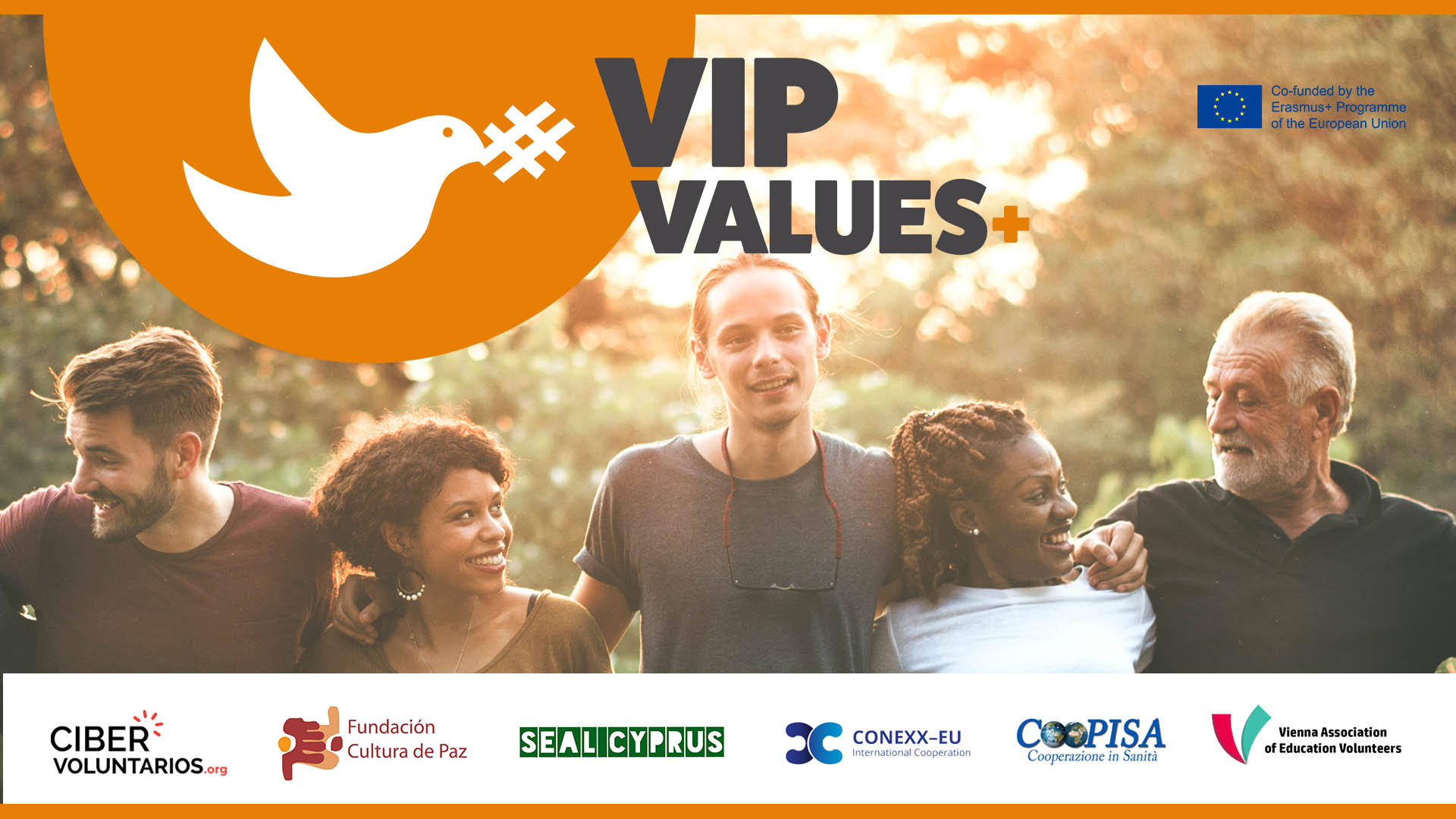 Descubre la nueva web de VIPvalues+: Tecnología al servicio de la paz y la inclusión socio-digital en Europa