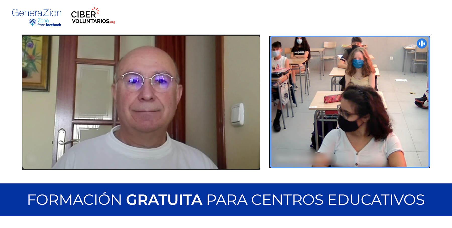 Nueva ciberformación de Generazión en Villanueva de Gállego: Uso seguro de internet y de las redes sociales para jóvenes