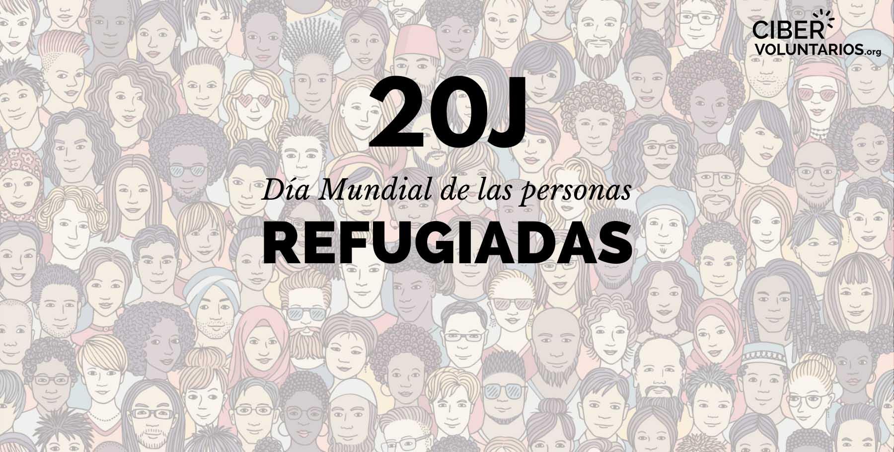 Fundación Cibervoluntarios celebra el Día Mundial del Refugiado: tecnología para una Europa más inclusiva